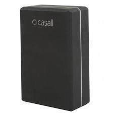 Casall Yoga block - Black/white