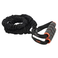 Casall HIT Resistance tube Hard - Orange/black