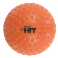 Casall HIT Pressure point ball - Orange 7,2 cm
