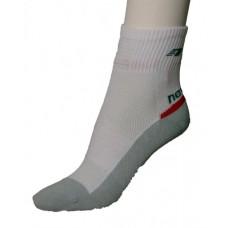 Träningsstrumpor Newline 2 layer sock - Vita Storlek 47-50