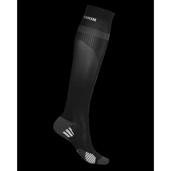 Träningsstrumpor Newline Compression Sock - Black