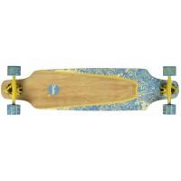 """Longboard Choke Turnover II Topmount - blue / yellow 38x9.25"""""""