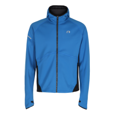 Newline Base Warm Up Jacket Kids - Blue - Barn