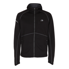 Newline Base Warm Up Jacket Kids - Black - Barn