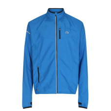 Löparjacka Barn Newline Base Race Jacket Kids - Blue