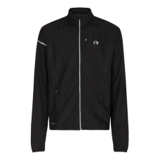 Löparjacka Barn Newline Base Race Jacket Kids - Black