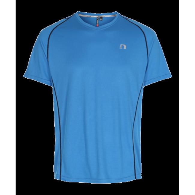 T-shirt Barn Newline Base Coolskin Tee Kids - Blue