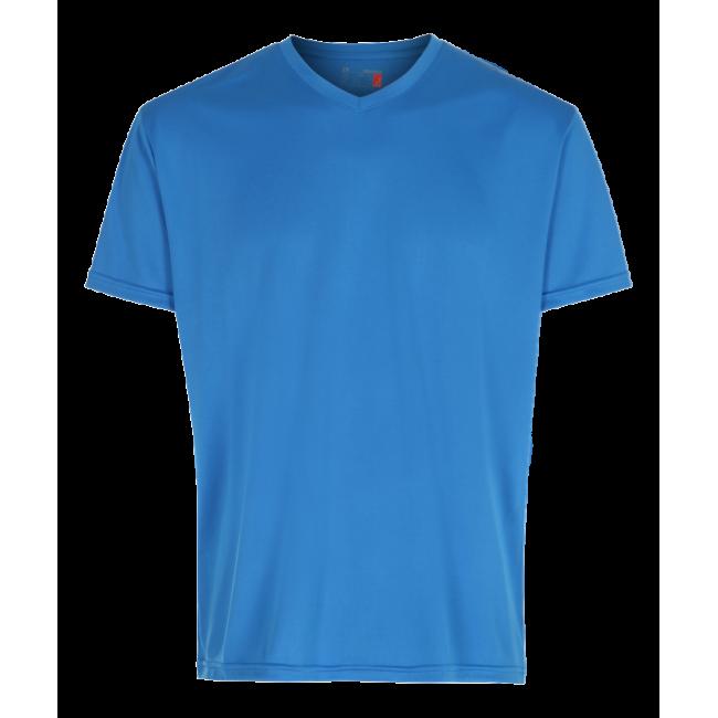 T-shirt Barn Newline Base Cool Tee Kids - Blue