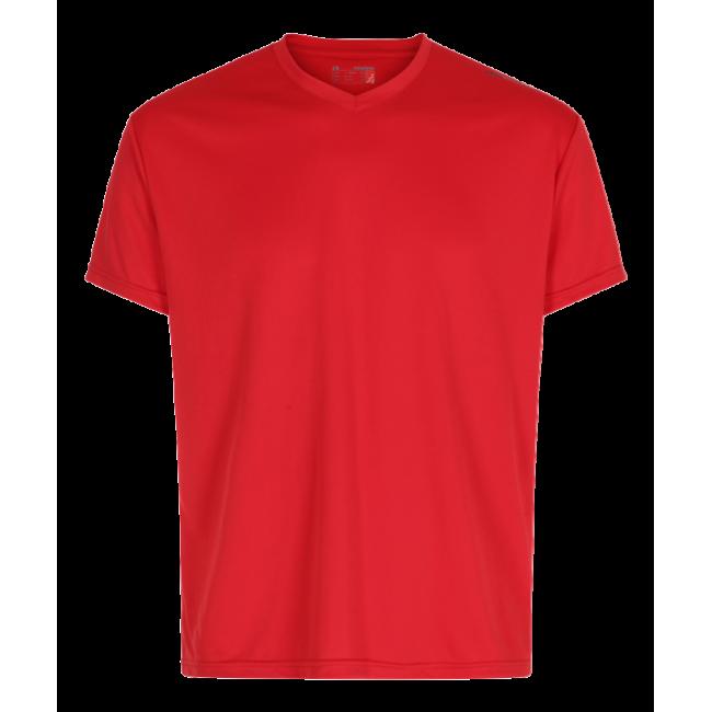 T-shirt Barn Newline Base Cool Tee Kids - Red