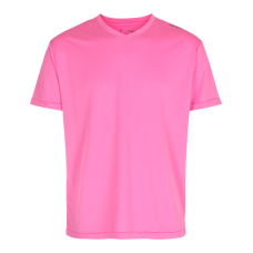 T-shirt Barn Newline Base Cool Tee Kids - Race Pink
