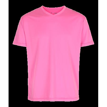 T-shirt Barn Newline Base Cool Tee Kids - Race Pink