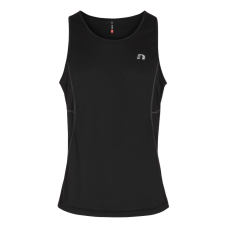 Träningslinne Barn Newline Base Coolskin Singlet Kids - Black