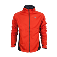 Newline Base Warm Up Jacket - Hot Orange Storlek S