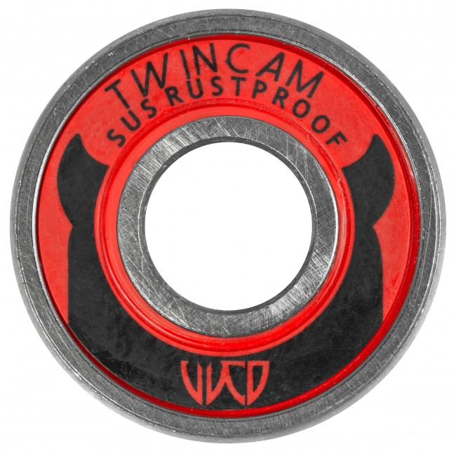 Inlineslager Twincam SUS Rustproof - 16-pack