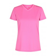Newline Base Cool Tee T-shirt Dam Rosa