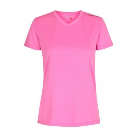 Newline Base Cool Tee T-shirt Dam Rosa