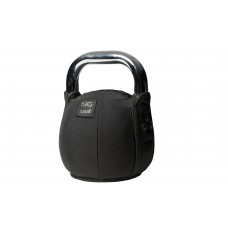 Casall Kettlebell soft 6 kg - Black