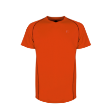 Tränings T-Shirt Newline Base Coolskin Tee Orange Herr  Storlek XL