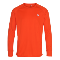 Newline Base Shirt - Hot Orange