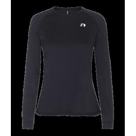 Newline Base Shirt - Black - Dam