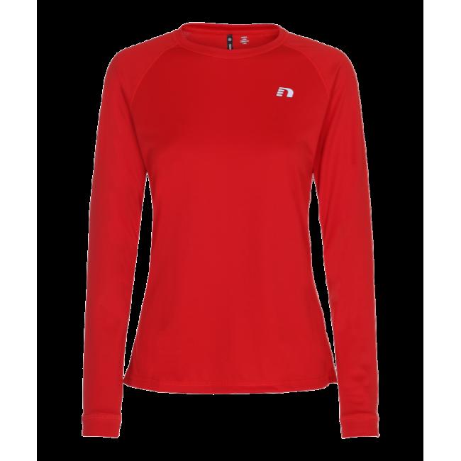 Newline Base Shirt - Red - Dam