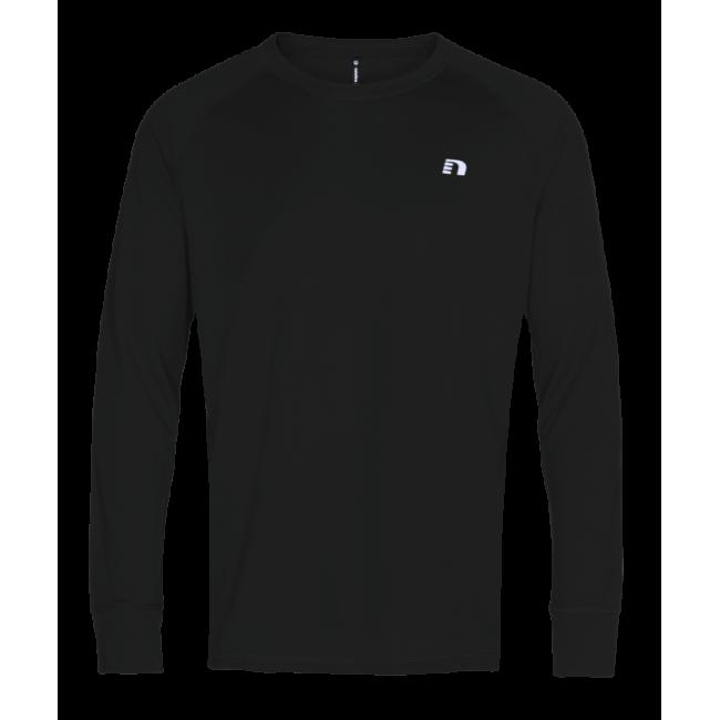 Newline Base Shirt Kids - Black