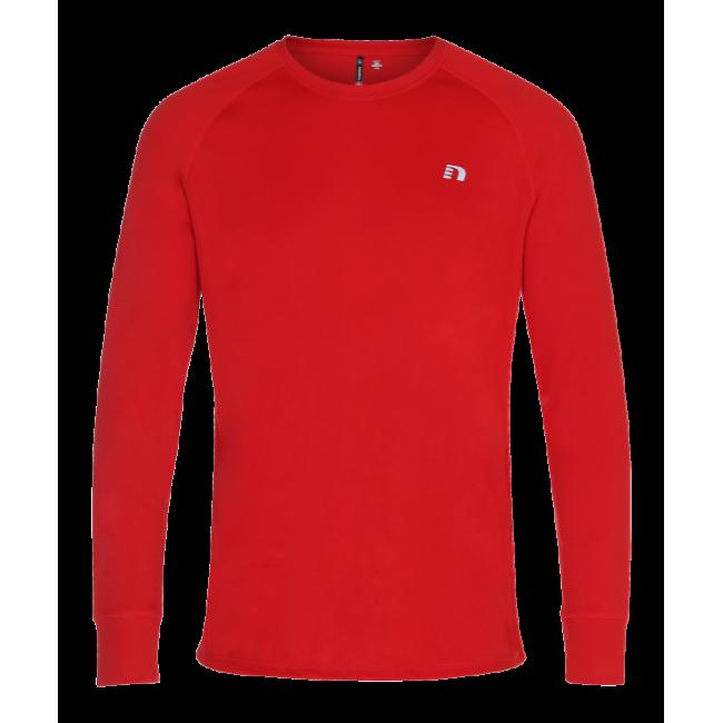 Newline Base Shirt Kids - Red