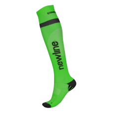 Newline Compression Sock - Neon Green