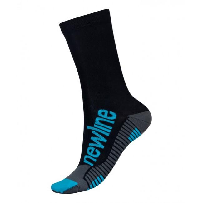 Träningsstrumpor Newline Tech Sock High - Black
