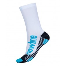 Träningsstrumpor Newline Tech Sock High - White