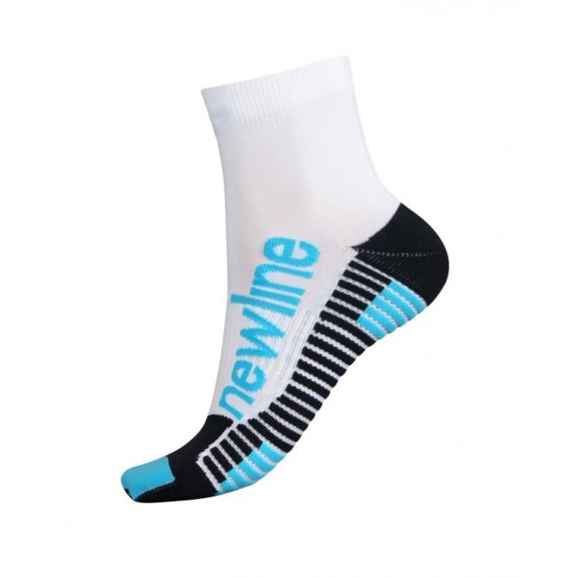 Träningsstrumpor Newline Tech Sock - White