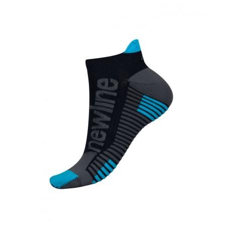 Träningsstrumpor Newline Tech Socklet - Black