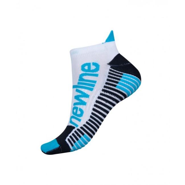 Träningsstrumpor Newline Tech Socklet - White