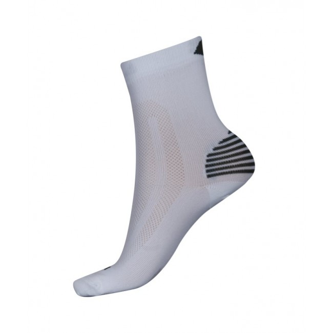 Träningsstrumpor Newline Base Sock - White