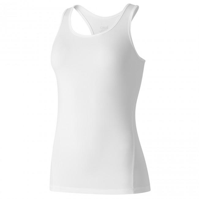 Casall  racerback - White