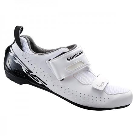 Triathlon Cykelskor Shimano TR5 Vit SPD-SL SPD - Cykelskor - Cykel ... dc23d05e4ba30