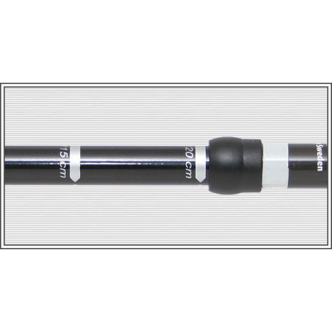 Gångstavar Axess W70 3-delade