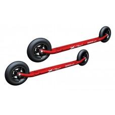 Rullskidor Skate Powerslide X-Trail med luftgummihjul