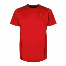 Tränings T-Shirt Newline Base Coolskin Tee Röd Herr
