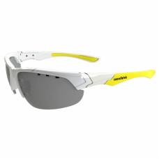 Sportglasögon Newline Blaze Sport Glasses - Vit/Gul