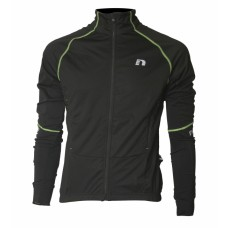 Cykeljacka Newline Bike Protect LS Jersey Black/Yellow