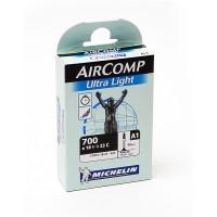 Cykelslang Michelin Aircomp Light 18/23x622 Prestaventil 52 mm