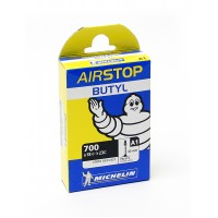 Cykelslang Michelin Airstop 18/23x622 Prestaventil 40mm
