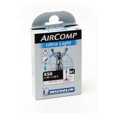 Cykelslang Michelin Aircomp Light 18/23x571 Prestaventil