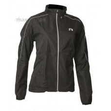 Newline Löparjacka Base Race Jacket Svart Dam
