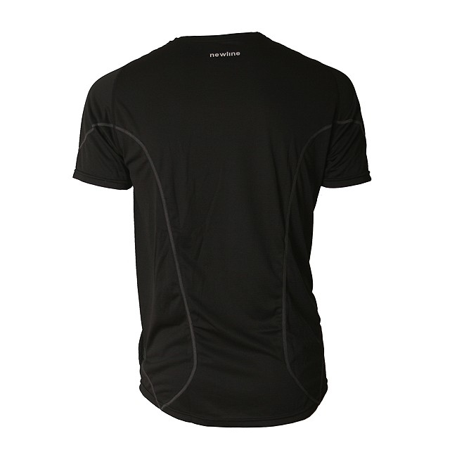 Tränings T-Shirt Newline Base Coolskin Tee Svart Herr