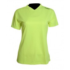 Newline Base Cool Tee T-shirt Dam Fluro Gul