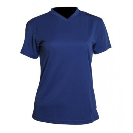 Newline Base Cool Tee T-Shirt Dam Blå