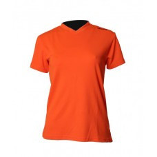 Newline Base Cool Tee T-shirt Dam Orange