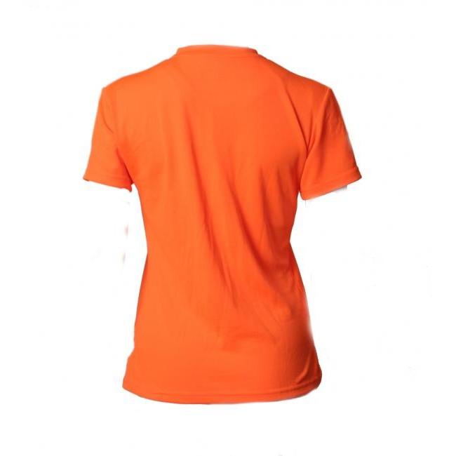 Newline Base Cool Tee T-shirt Dam Orange